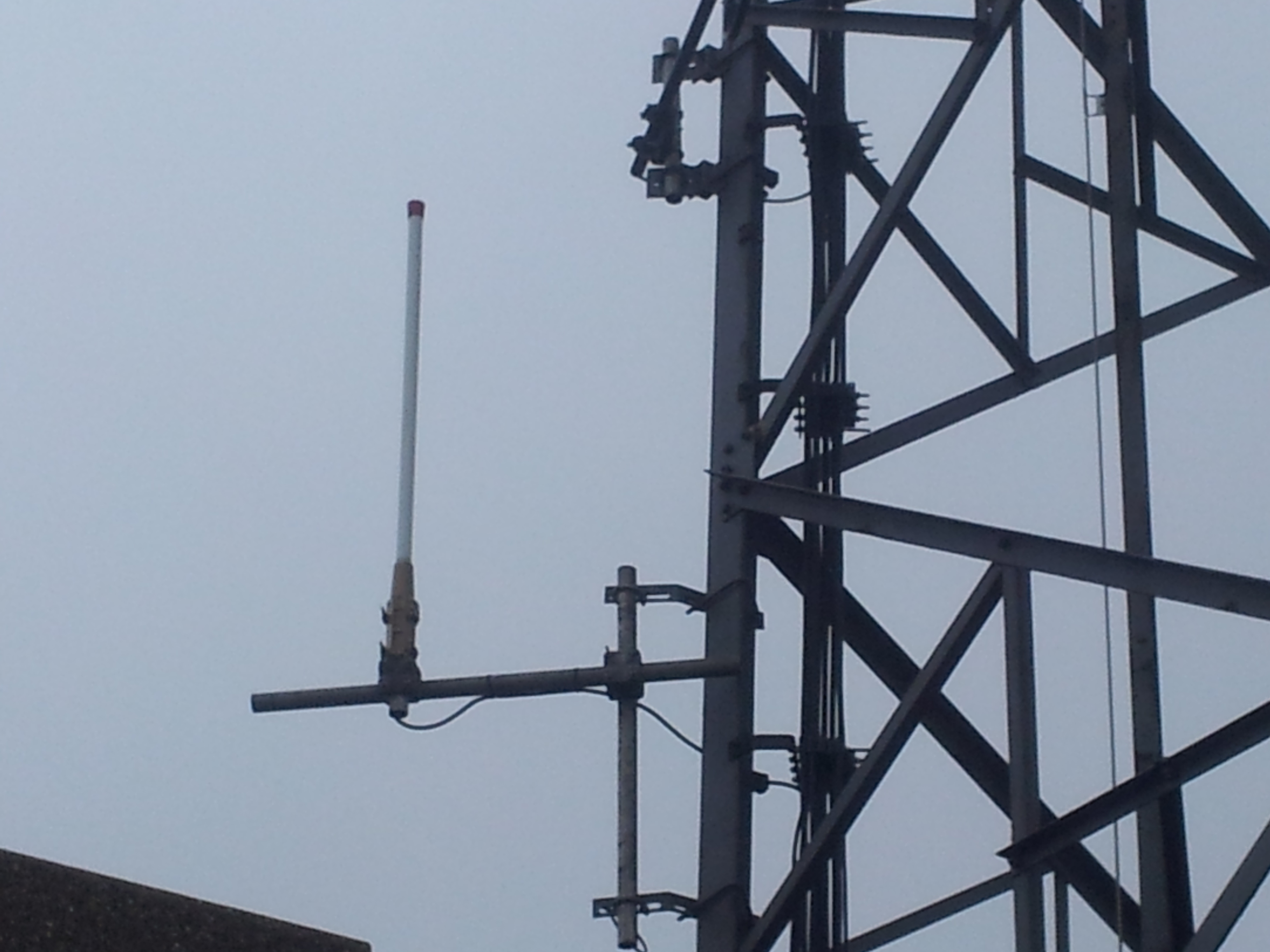 Snaefell Antenna March 2014